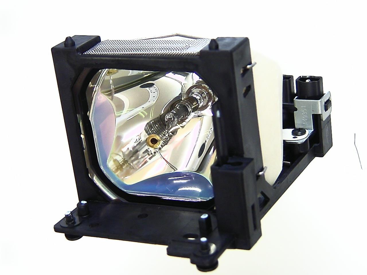 Original  Lámpara For HUSTEM MVP-S2 Proyector.