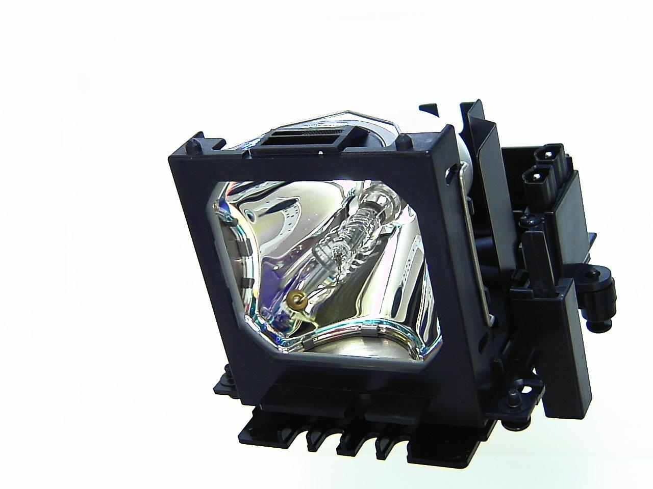 Original  Lámpara For HUSTEM MVP-4100 Proyector.