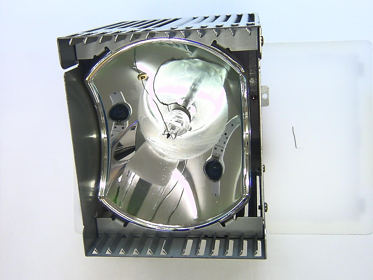 Original  Lámpara For SANYO PLC-755M Proyector.